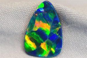 Gemstone Australian Opal